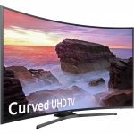 MU6500 Series HDR UHD Smart Curved LED TVs