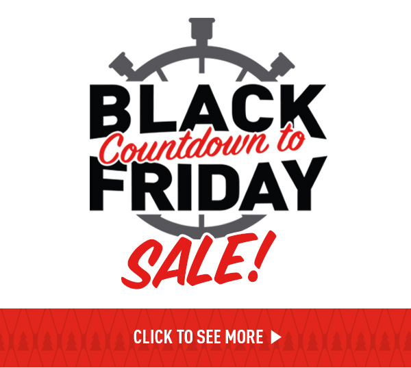 Countdown to Black Friday Sale