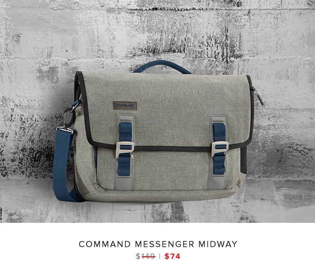 Command Messenger Midway $74