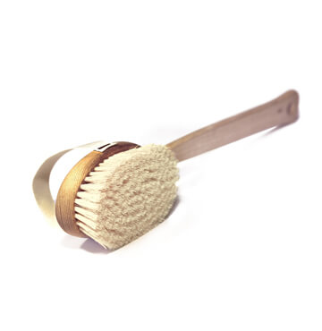 Skin Brush, The Organic Pharmacy $15