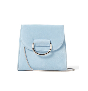 Little Liffner Tiny D Box Bag $380