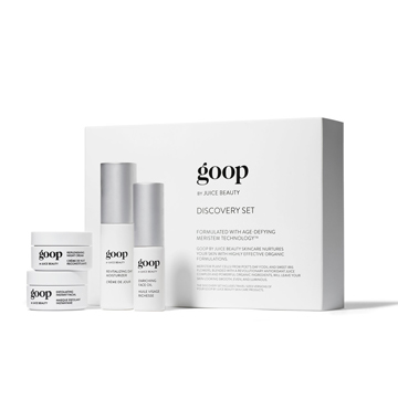 Discovery Kit, goop by Juice Beauty $125