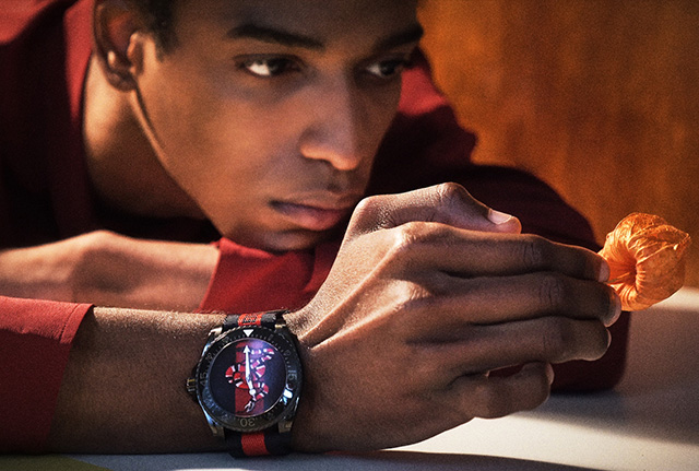 Shop Gucci's boldly designed watch collection.