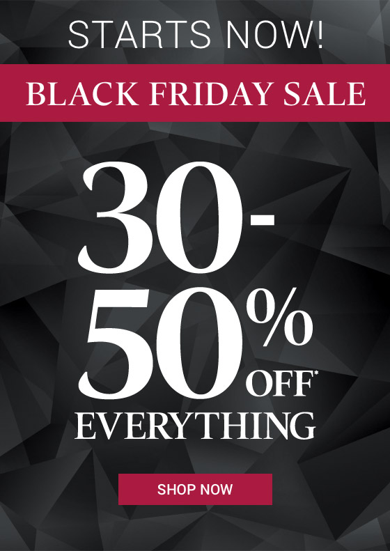 Zales Black Friday Starts Now Save 30 50 Off Everything Milled