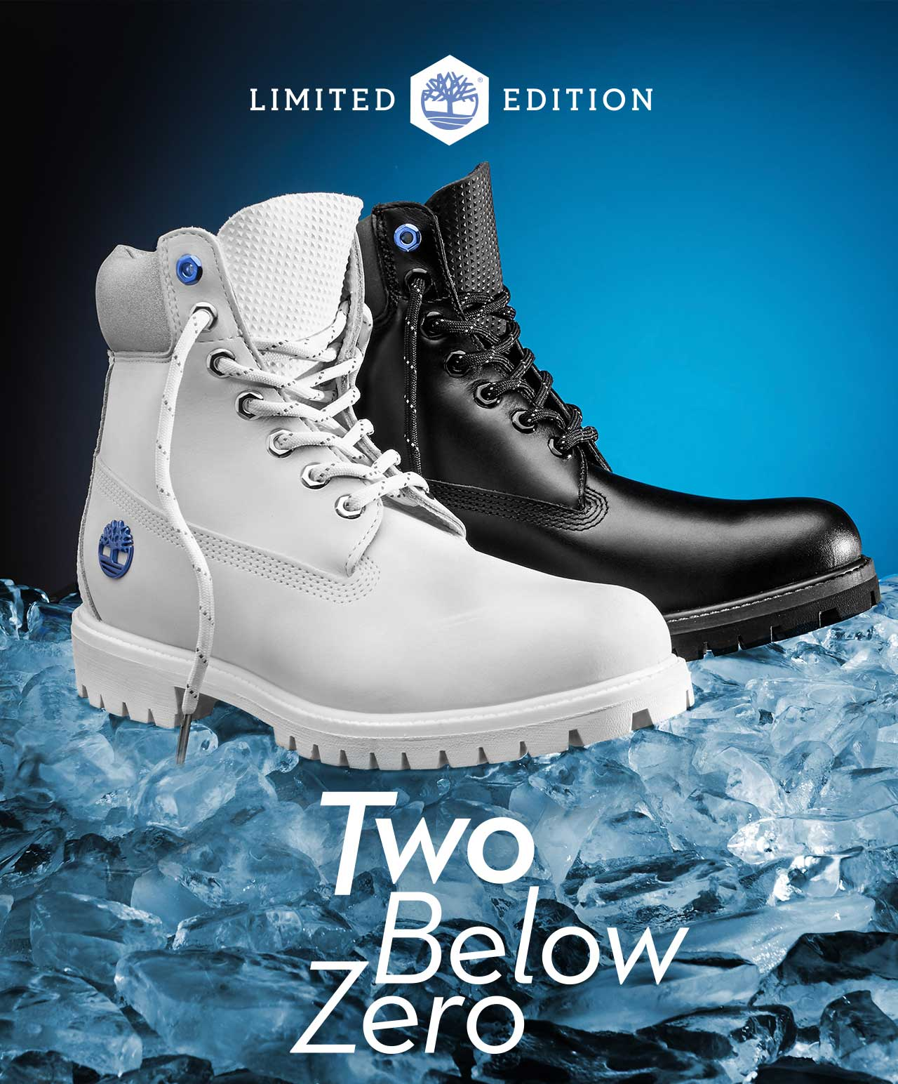 Limited Edition Two Below Zero