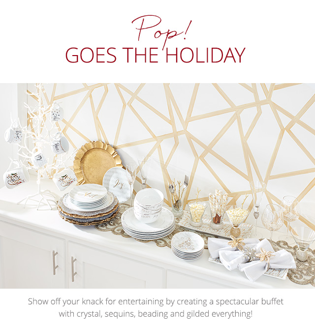 Inspiring Holiday Tablescapes.
