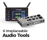 6 Irreplaceable Audio Tools