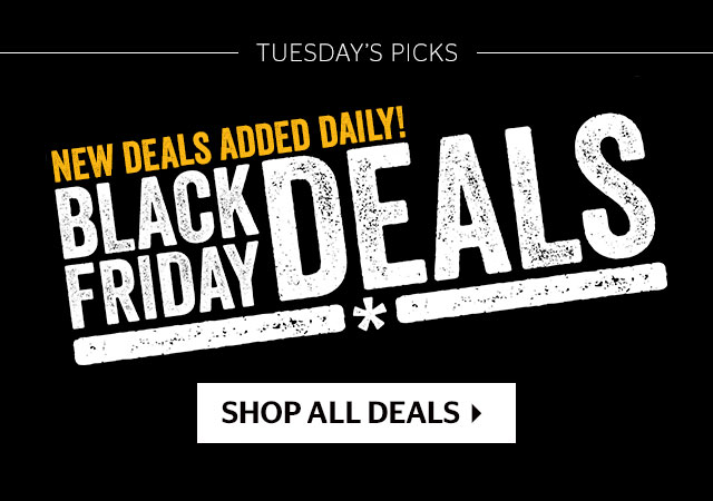 Black Friday Daily Deals