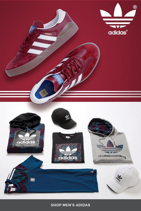 zumiez: neue adidas    bekleidung & schuhe gefräst