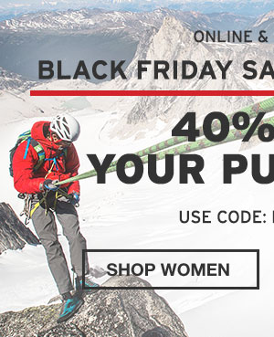 40% OFF YOUR PURCHASE | SHOP WOMEN