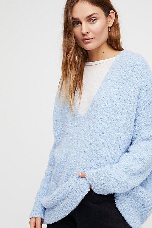 Lofty V-Neck Sweater
