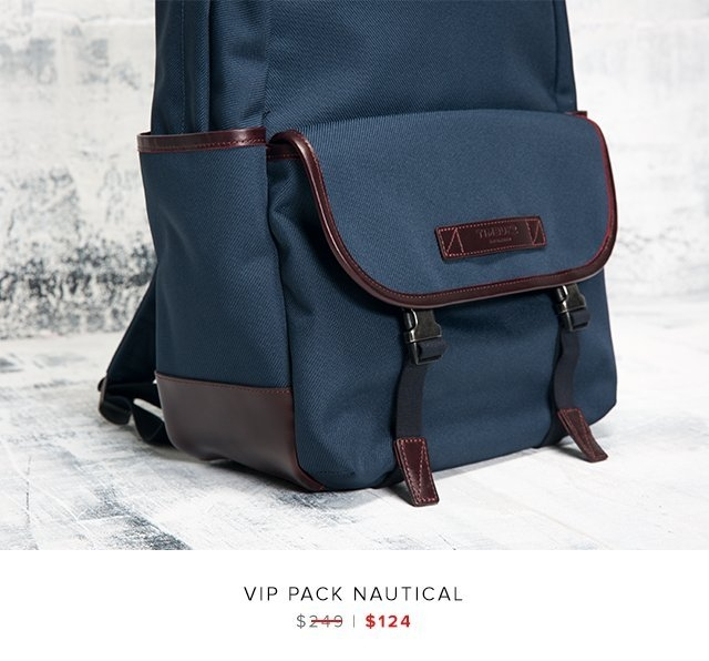 VIP Pack Nautical was $249 | now $124