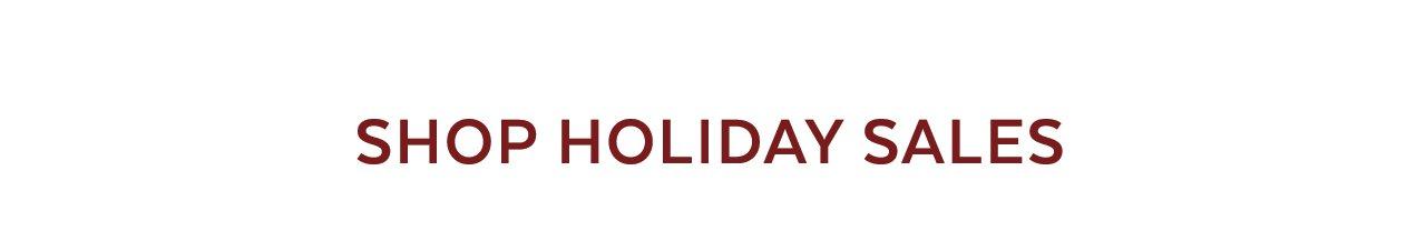 Shop Holiday Sales