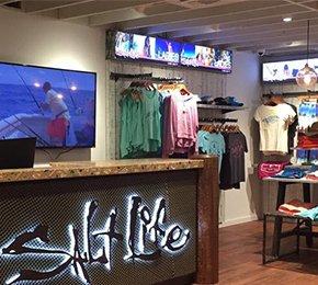 Salt Life Retail Store