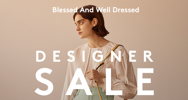 Our Designer Sale is in full effect. Shop women's clothing, shoes, handbags, and more!