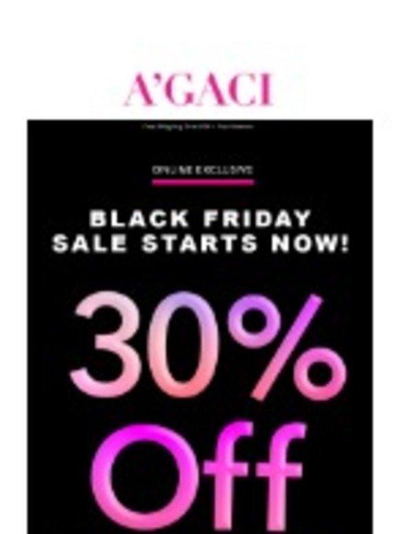 agaci black friday deals