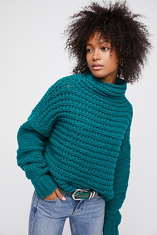 Links Links Mock Neck
