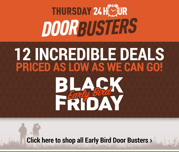 Thursday Doorbusters