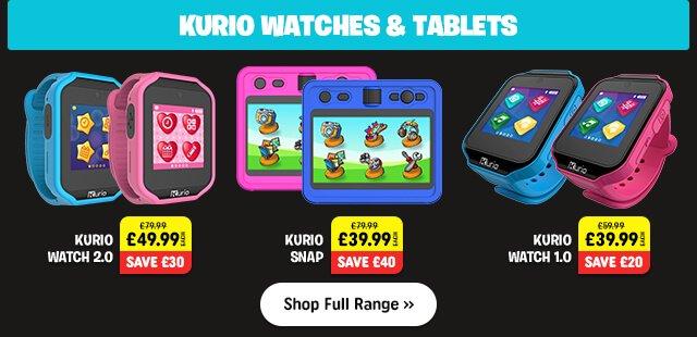Kurio Tablets