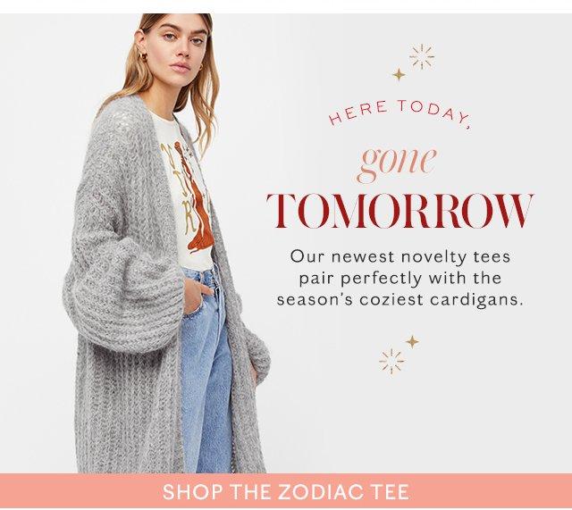 Shop the Zodiac Tee