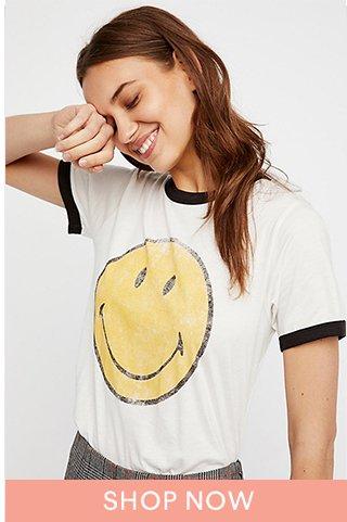 Smiley Ringer