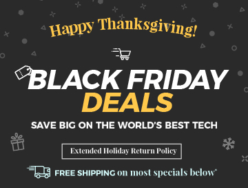 Happy Thanksgiving! Black Friday Deals - FREE SHIPPING on most items