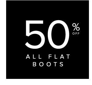 SHOP ALL FLAT BOOTS