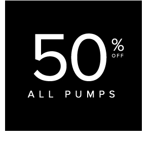 SHOP ALL PUMPS