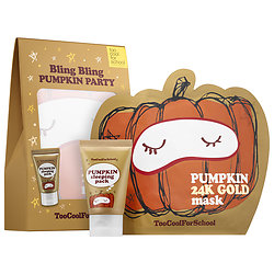 Too Cool For School - Bling Bling Pumpkin Party