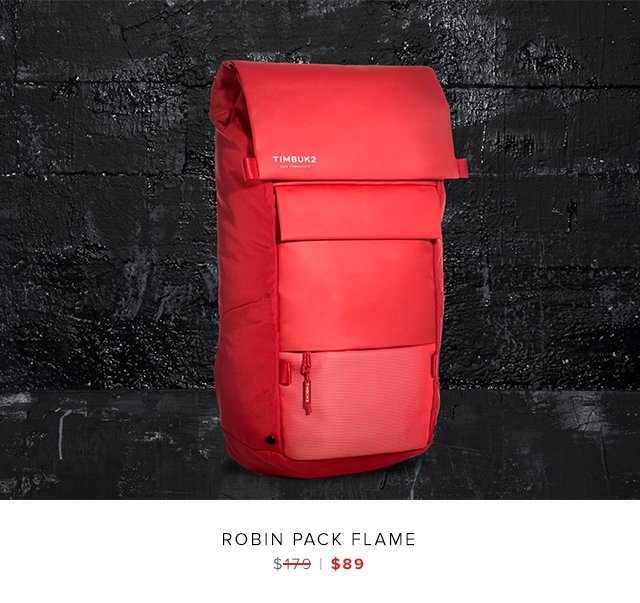 Robin Pack Flame was $179 | now $89