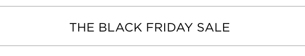The Black Friday Sale