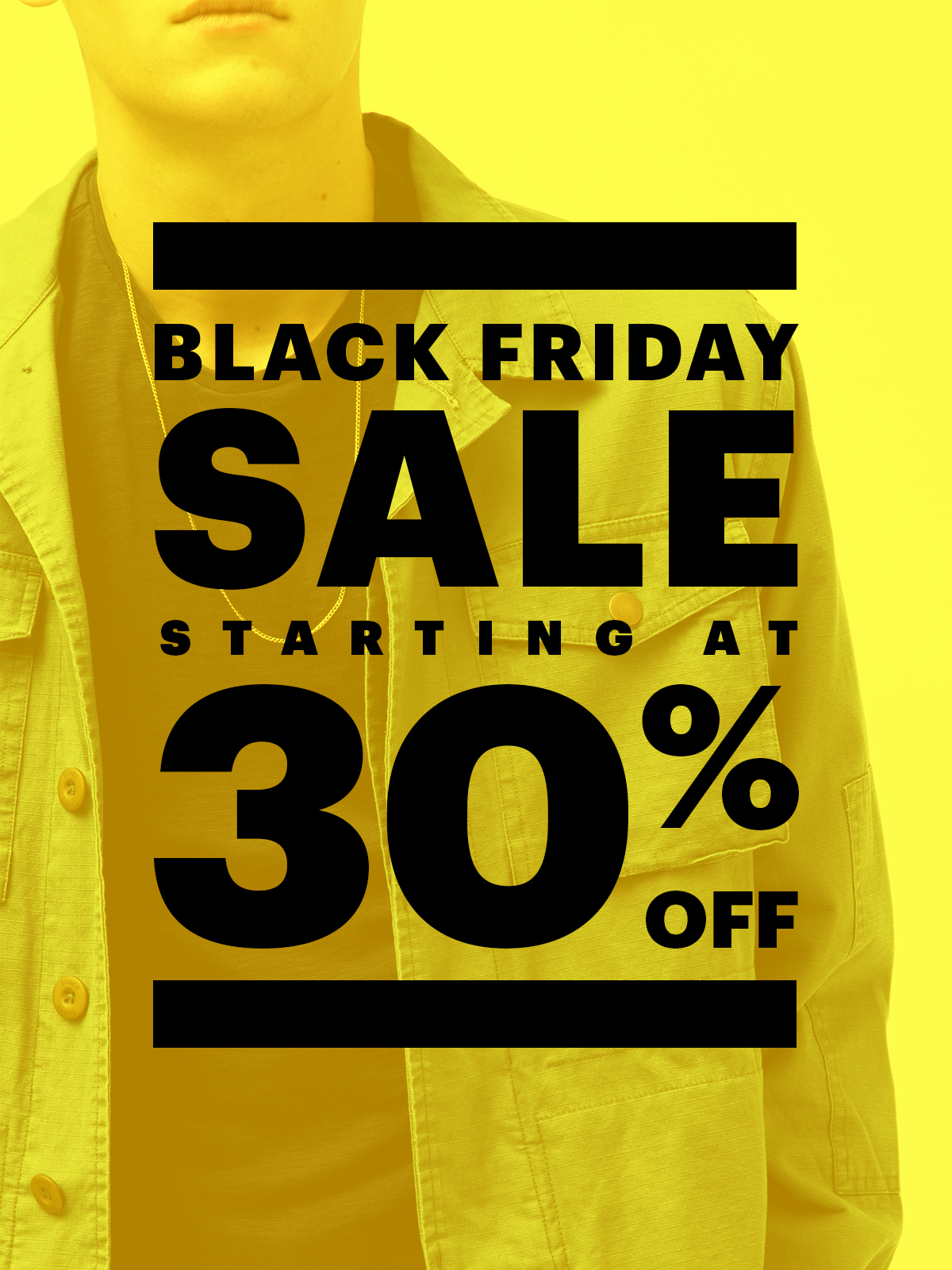 Black Friday Continues: 30% Off!