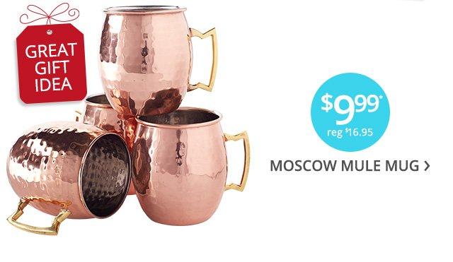$9.99 Moscow Mule Mug.