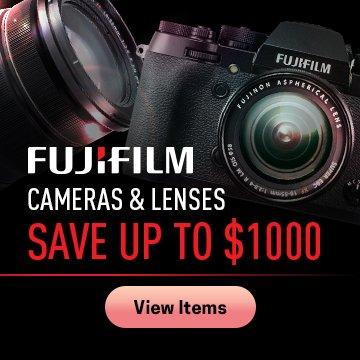 Fujifilm Banner