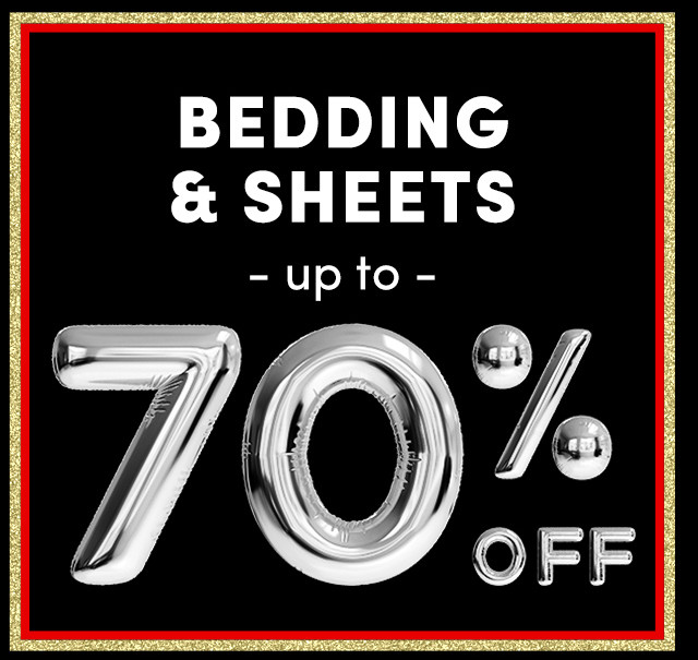 Bedding & sheets