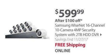 Samsung WiseNet