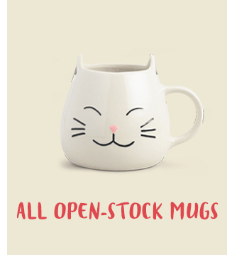 BOGO All Open-Stock Mugs