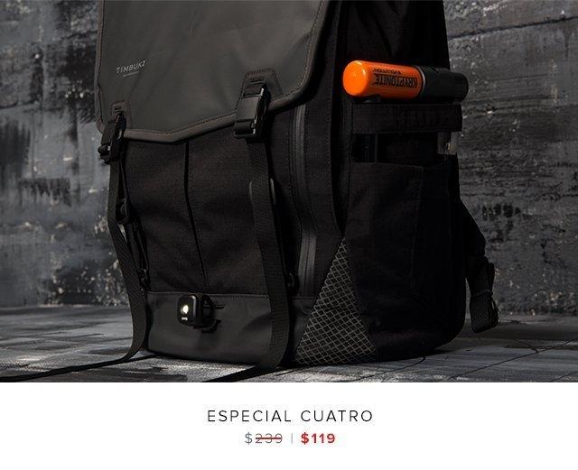 Especial Cuatro was $239 | now $119