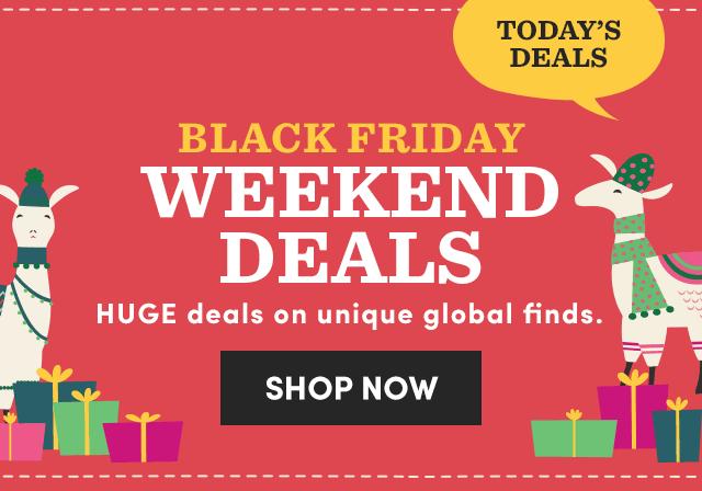 Shop Black Friday Weekend Deals