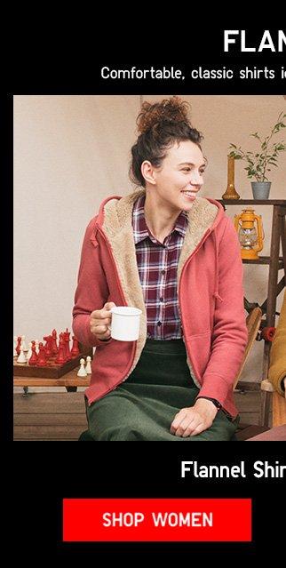 WOMEN FLANNEL SHIRTS $19.90 - Shop Women