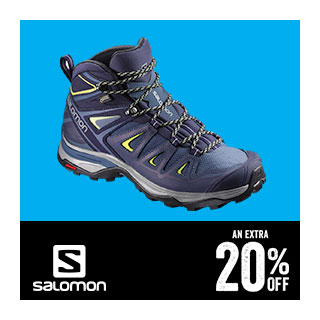 Salomon X Ultra Mid 3 GTX Women's Hiking Boot