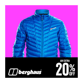 Berghaus Men's Tephra Jacket