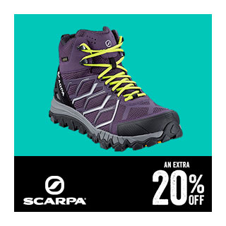Scarpa Women's Nitro Hike GTX Walking Boots