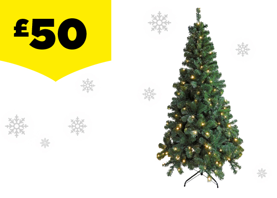 Homebase Be Merry Bright With Christmas Lights Milled