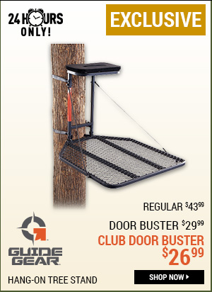 Guide Gear Hang-on Tree Stand, 24 Inches x 29.5 Inches