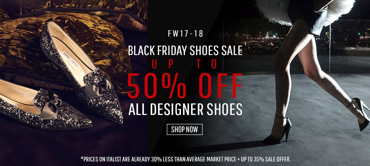 Italist: Black Friday Sale | 50% OFF