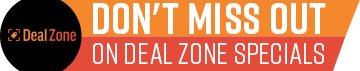 DealZone Banner