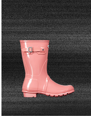 Women's Original Short Gloss Wellington Boots