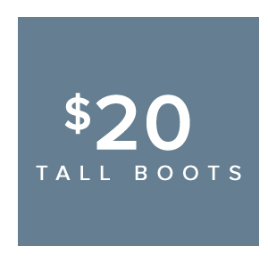 SHOP TALL BOOTS