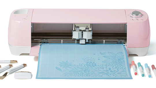 Cricut Explore Air 2 Rose Bundle.